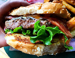 The Cricket Burger Comeback And Other Black Sheep Tales