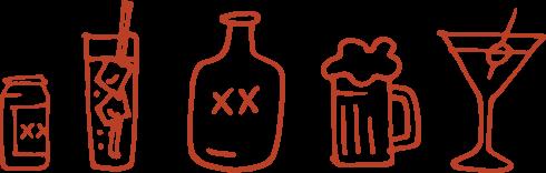 Alcholic Drinks